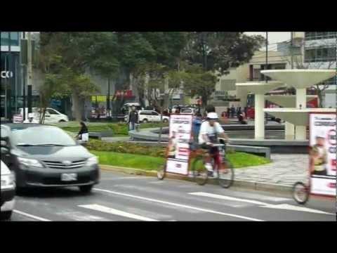 Publicidad valla movil en remolque y camion lima peru doovi for Oficinas dhl peru