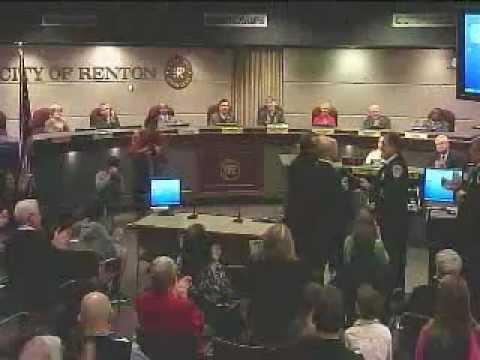 Renton City Council Meeting - February 11, 2013