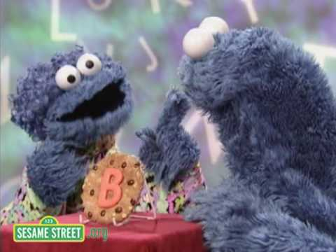 Sesame Street: Cookie's Letter of the Day: B - YouTube