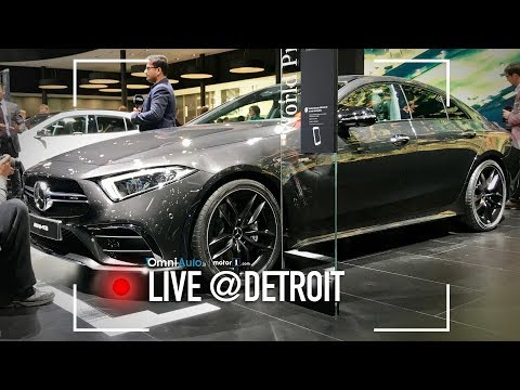Nuova Mercedes CLS, terza generazione all