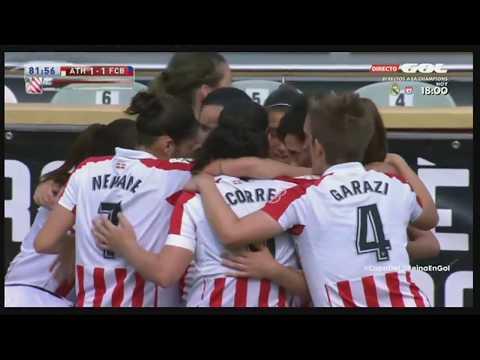 Copa 17-18 - 1/2 - Athletic Club 2  FC Barcelona 2