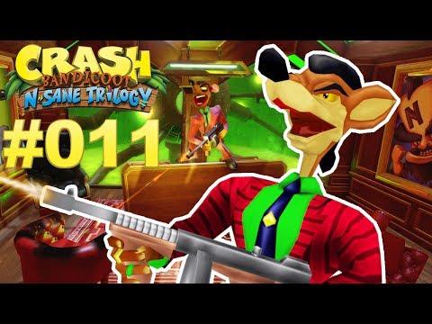 PINSTRIPE POTOROO BOSSKAMPF 🐲 Let's Play Crash Bandicoot N.Sane Trilogy #011 [Deutsch]