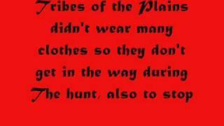 Plains Indians History Project!!!