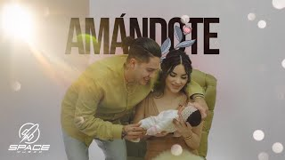 Kim Loaiza - Amándote 🦋 ft JD Pantoja (Video Oficial)