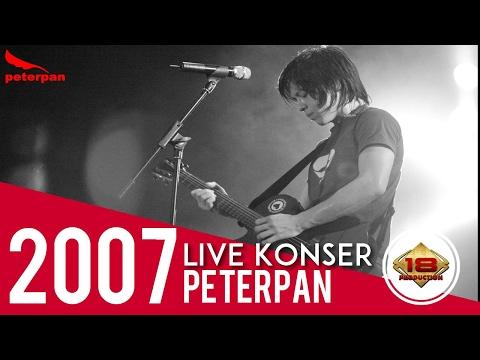 Peterpan - Topeng  (Live Konser Mataram 4 November 2007)
