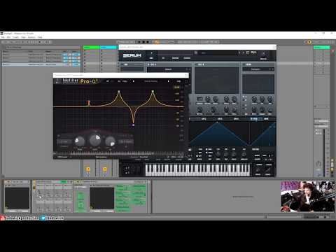 Making Your Own Talking Filters Using Ableton Macros & Pro-Q