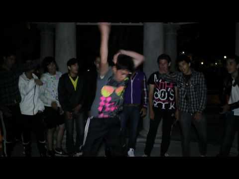 Electro Dance San Diego CA & Tijuana Mexico - Video by TekNahLow-G