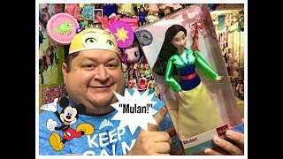 *Brand New* 2017 Disney Store Mulan Princess Classic Collection Doll Review✨- Magical Monday!