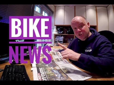 Bike News Monthly - January 2018 Review