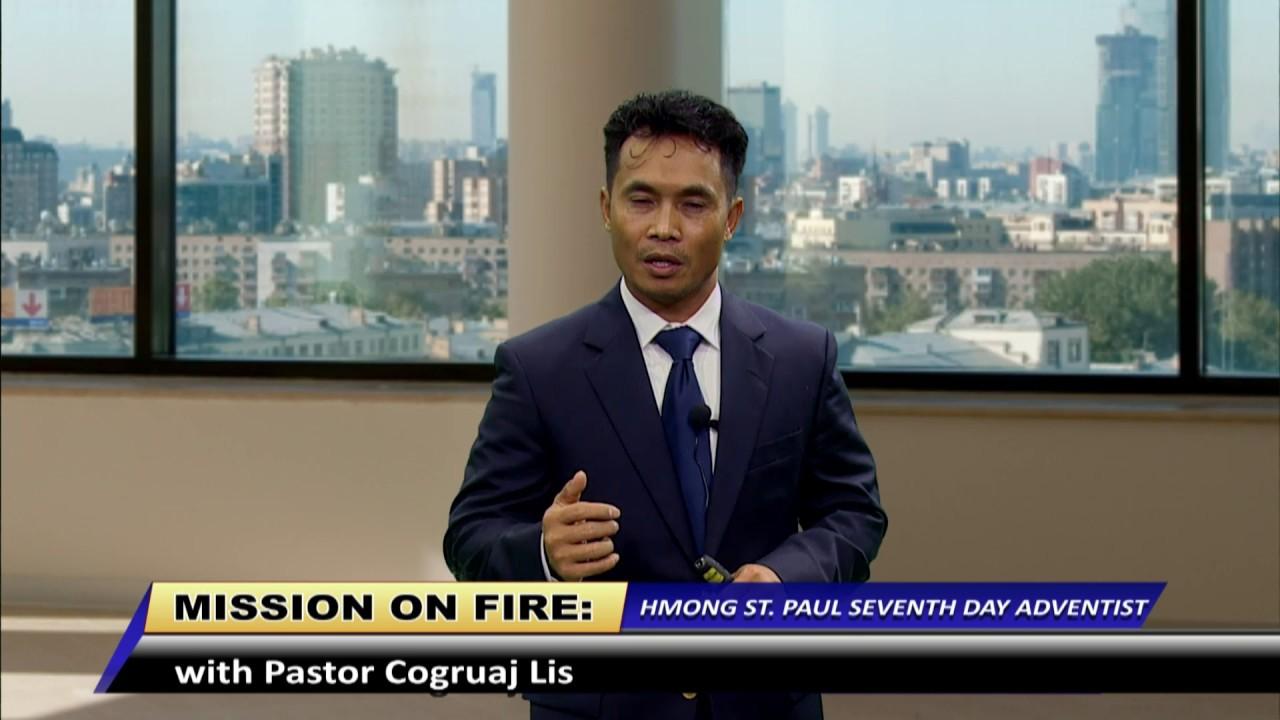 MISSION ON FIRE: Lub sijhawm no tswv Yexus nyob qhov twg? Part 1.