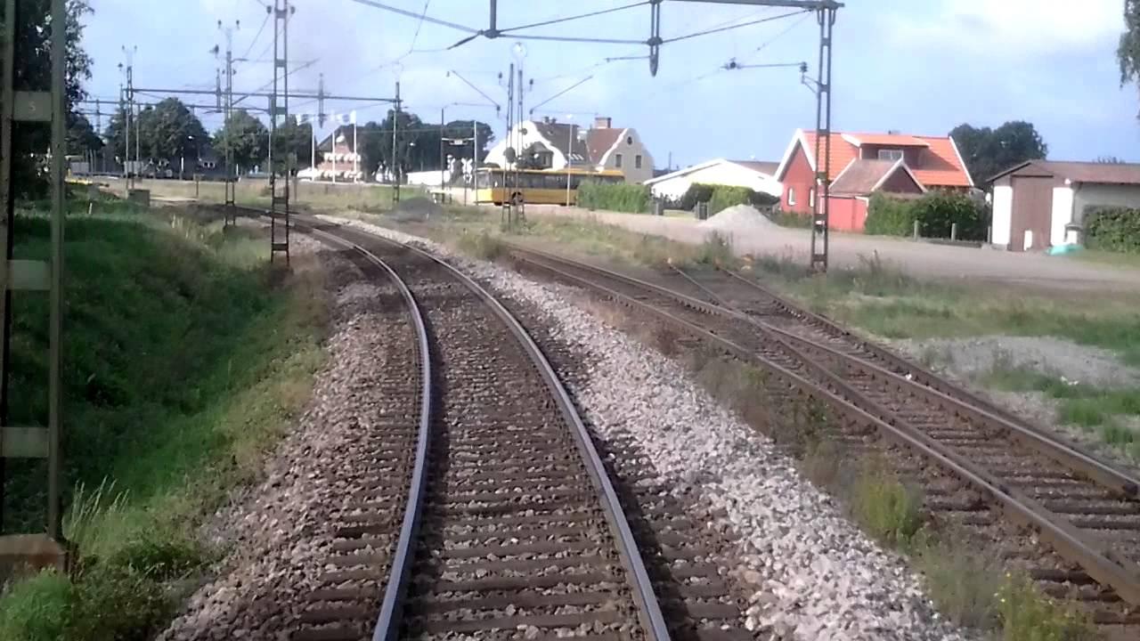 tågresa