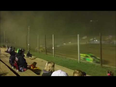 "Woodhull Raceway - August 23, 2017 - Modified Main, STSS ""Hustlin' the High Banks 53"""