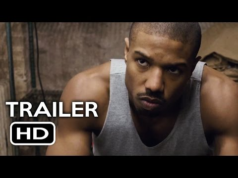 Creed Official Trailer #1 (2015) Michael B. Jordan, Sylvester Stallone Boxing Movie HD