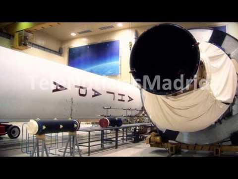 Ekranoplan-cohete portador Lun