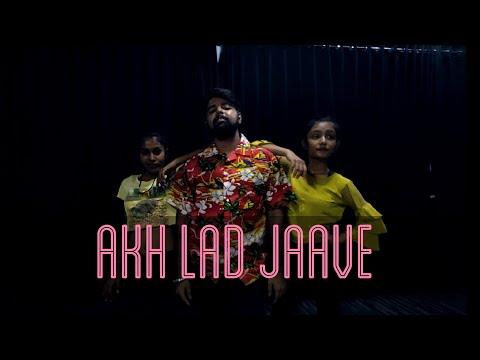 Ank Lad Jaave | Loveyatri | badshah | Sunda Patel - Choreography | KRAZY STEPS DANCE ZONE
