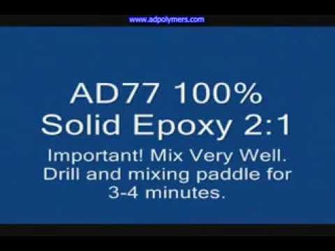 8 1 How to Epoxy your garage floor Part 1