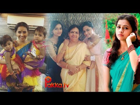 Actress Sri Divya Biography | Actress Sri Divya Family Photos | Sri Divya Biodata