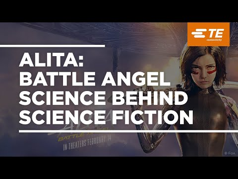 An Awesome Tomorrow Starts Now | Alita: Battle Angel | TE Connectivity