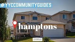 Hamptons Calgary - What is the best neighbourhood in Calgary? #YYCCommunityGuides