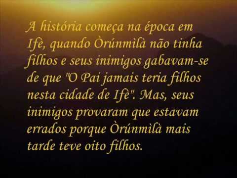 Orunmila The Orishas