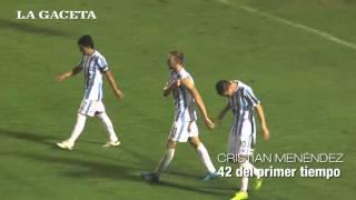 Atlético Tucumán le ganó a All Boys 2 a 1 - Los goles