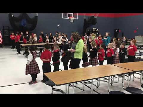 Life Prep Academy: Elementary pledge of allegiance