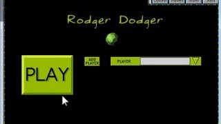 After Dark Games - Rodger Dodger