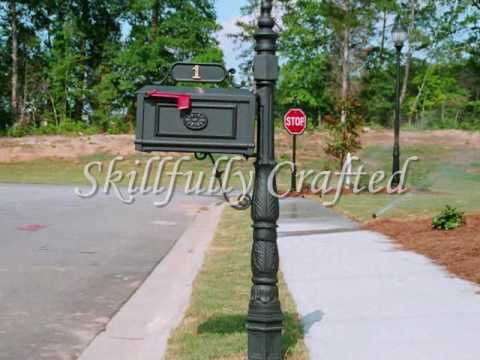 Better Box Mailboxes Premium Cast Aluminum Residential Curbside Mailbox Introduction