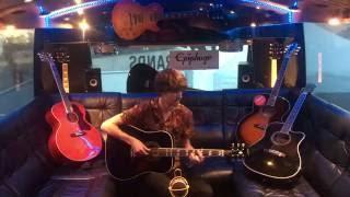 Busk in London Sessions - Gizmo Varillas
