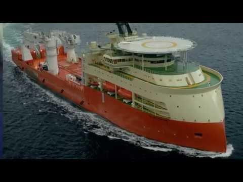 OCV vessel 'Island Venture' SX165