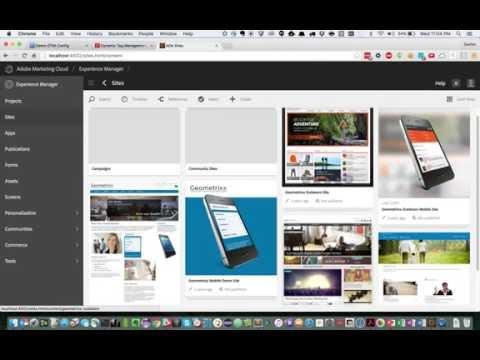AEM + DTM + Adobe Analytics