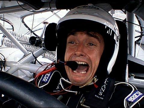 Richard Hammond Does NASCAR  Top Gear  BBC