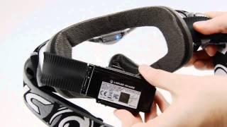 Liquid Image Torque HD Video Goggles In depth Tutorial on BikeBandit.com