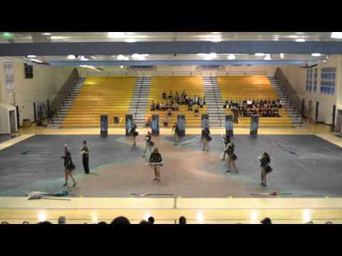 Imperial High School ColorGuard 2015