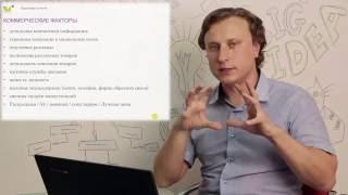 SEO сайта для начинающих. Видеоурок № 11. Коммерческие факторы ранжирования.