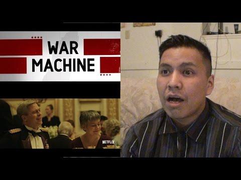 WAR MACHINE | Trailer #2 Reaction