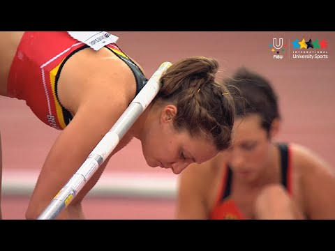 Athletics Women's Pole Vault Final - 27th Summer Universiade 2013 - Kazan (RUS)