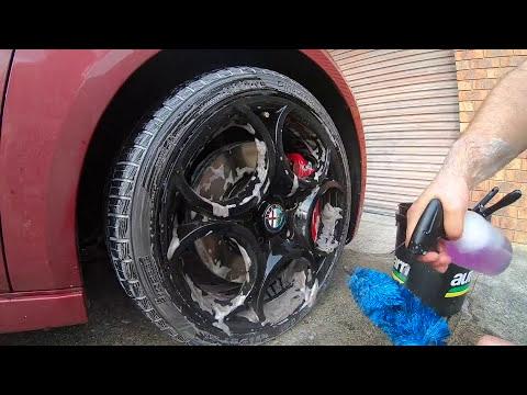 How I Safely Wash & Maintain My Car Rims