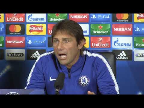 Conte 'relishing' Champions League return