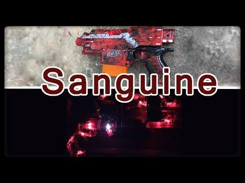 Sanguine: The Ultimate Nerf Sidearm Build