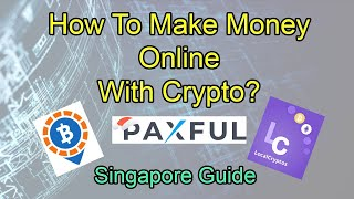 💰making money online with crypto ...