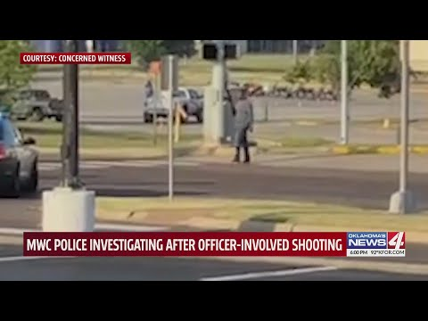 Oklahoma Man Shot Twice By Cops After Firing Weapon Randomly Thru Midwest City Streets