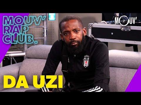 Youtube: DA UZI: Le quartier, Diam's, la prison, Balavoine, Rohff…