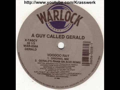 A Guy Called Gerald - Voodoo Ray (Gerald's Rham on Acid Remix)
