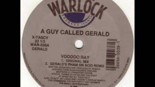 A Guy Called Gerald - Voodoo Ray (Gerald's Rham on Acid Remix)