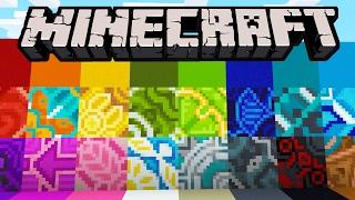 Minecraft 1.12 Snapshot: Texture Update, Concrete & Glazed Terracotta Blocks, New Wool Colors 17w06a