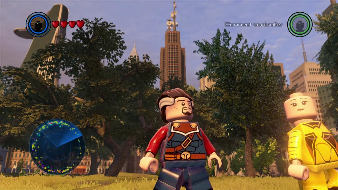 Lego Marvel's Avengers: Doctor Strange Custom Character ...