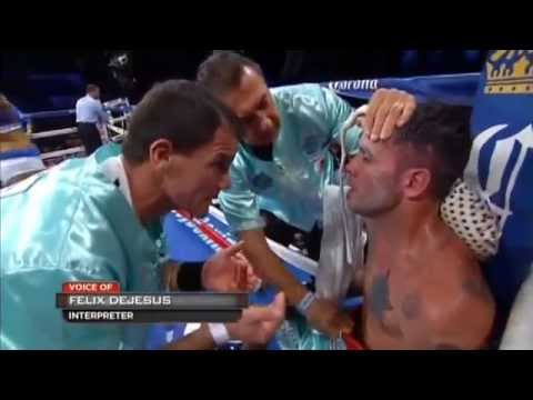 Keith Thurman vs Diego Chaves - full fight