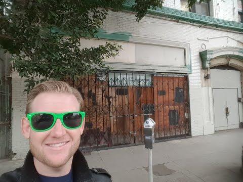 #148 The DOORS - Real 'MORRISON HOTEL' : Album Photo Locations - Jim Morrison, Mama Cass (1/4/17)