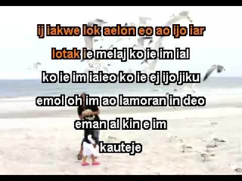 Majol Karaoke Majuro Marshall Islands Majol Video